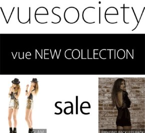 Vuesociety Sale!